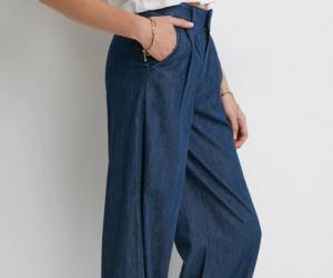 Trend Watch: Wide Leg Pants