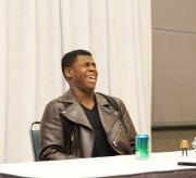 Interview with John Boyega
