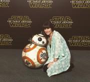 Star Wars: The Force Awakens Press Junket Event