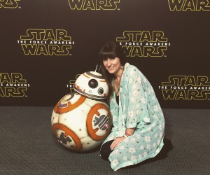 Star Wars: The Force Awakens Press Junket Event