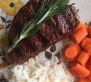 Steaks Delivered To Front Door