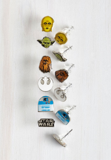 The Force Awakens Earrings