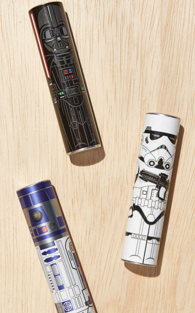 Star Wars Tube Batteries