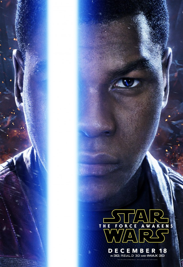 Interview with John Boyega