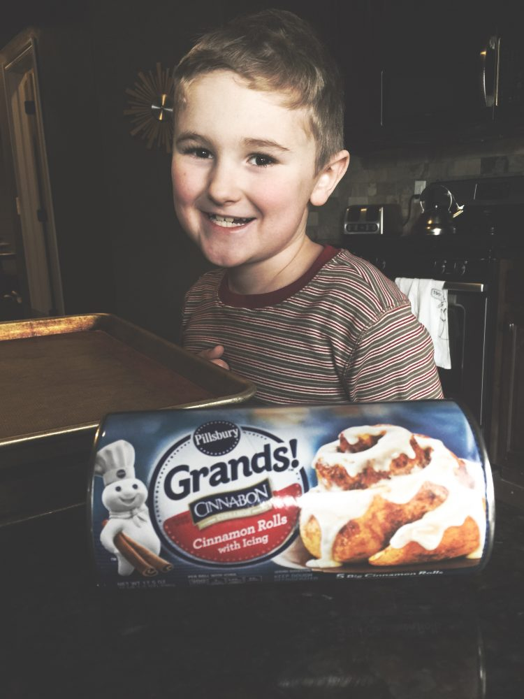 Pillsbury Grands Cinnamon Rolls