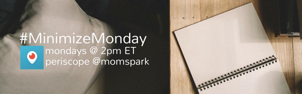Minimize Monday Show Notes and Resources // #MinimizeMonday