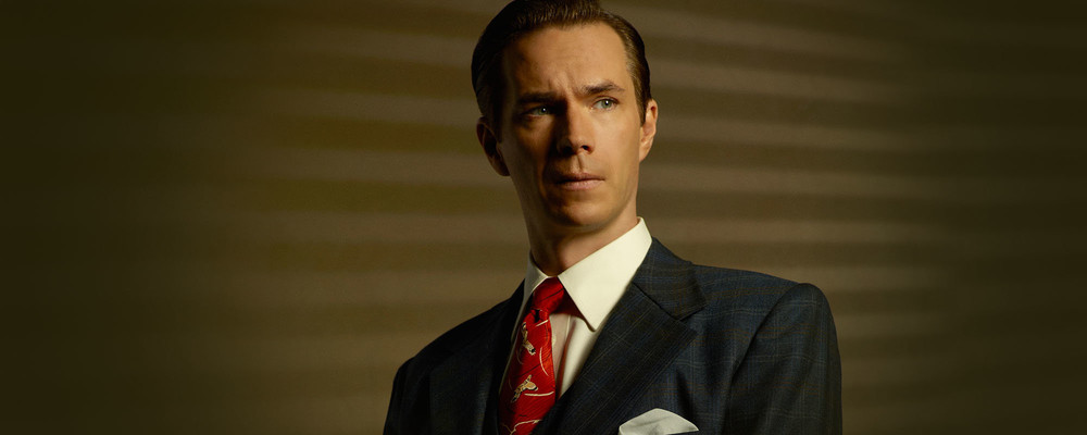 AGENT CARTER'S Hayley Atwell and James D'Arcy Interviews