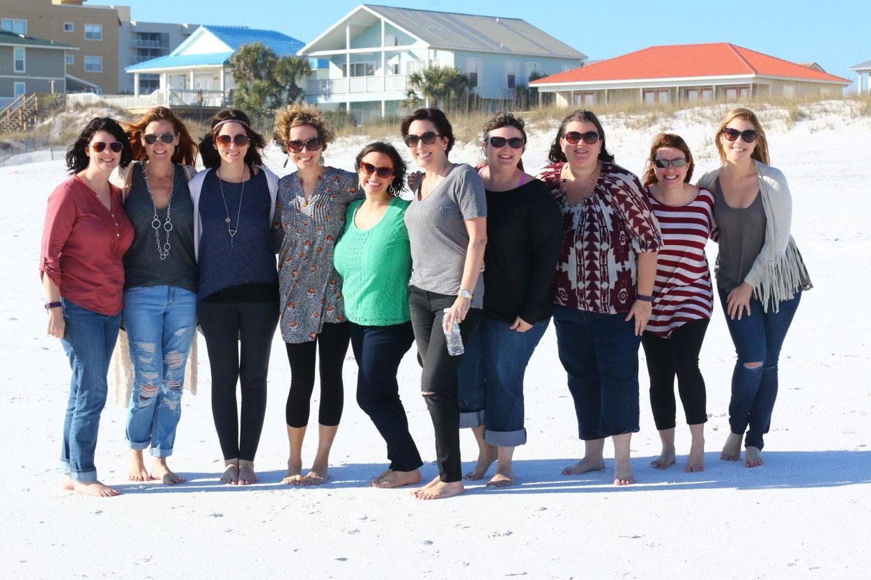 5 Reasons Why a Beach Home is Perfect for a Women's Retreat