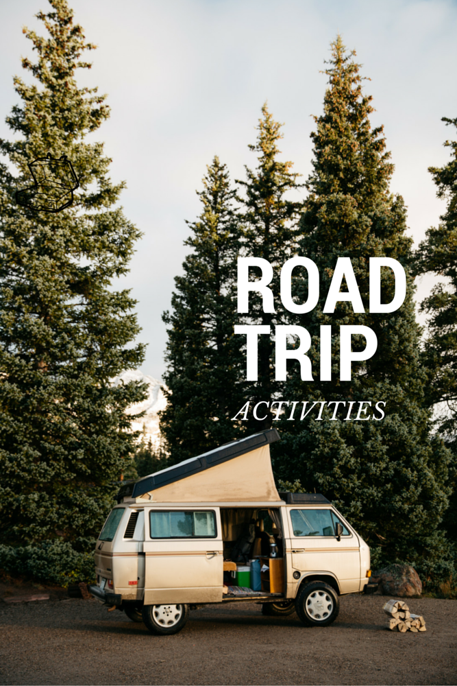 Brilliant Family Activities for a Road Trip