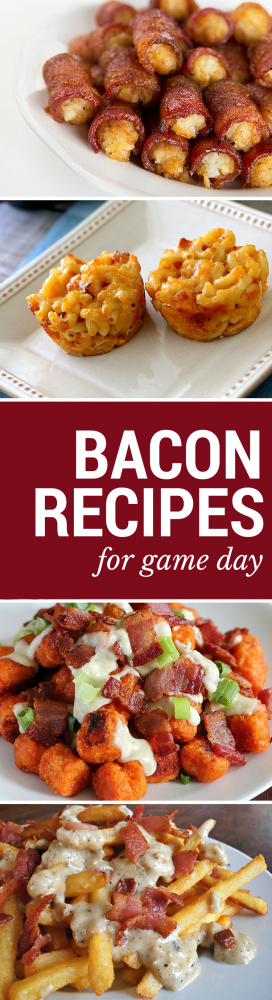 10 Over-the-Top Bacon Recipes for the Super Bowl