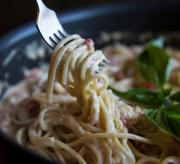 Chicken Cowboy Spaghetti