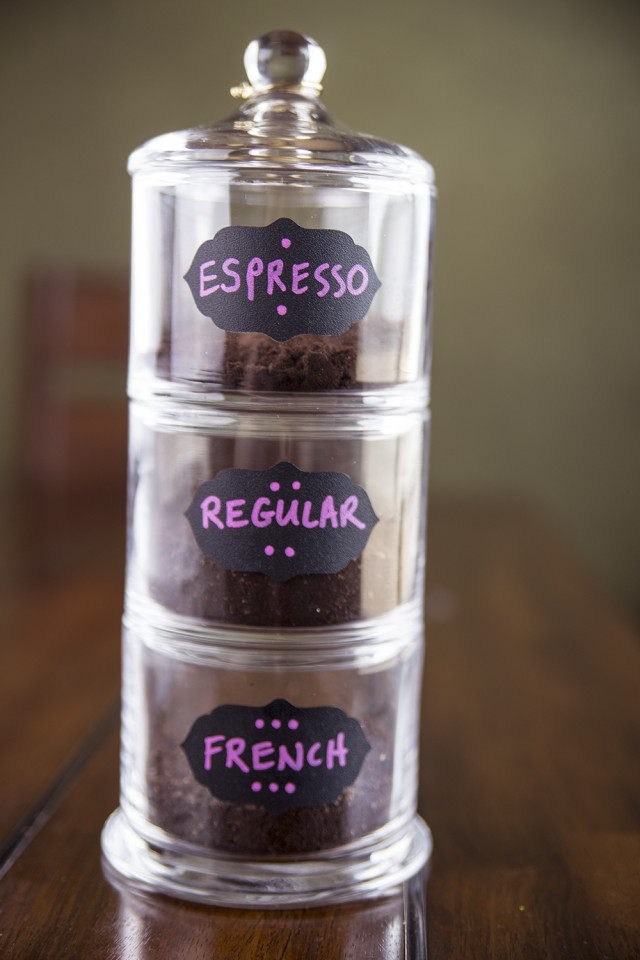 3 Creative Ways to Store Coffee