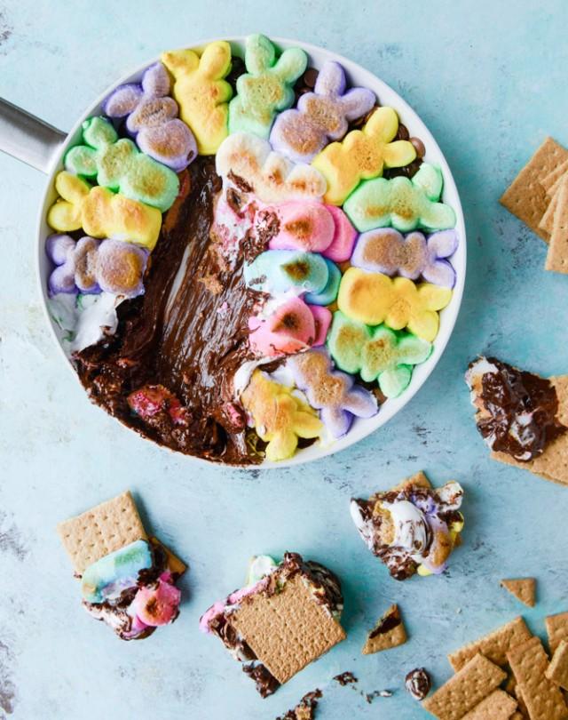 20 Peeps Recipes You Gotta Try This Easter | Mom Spark ...