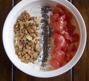 Grapefruit Smoothie Breakfast Bowl