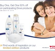CVS Dove Deals