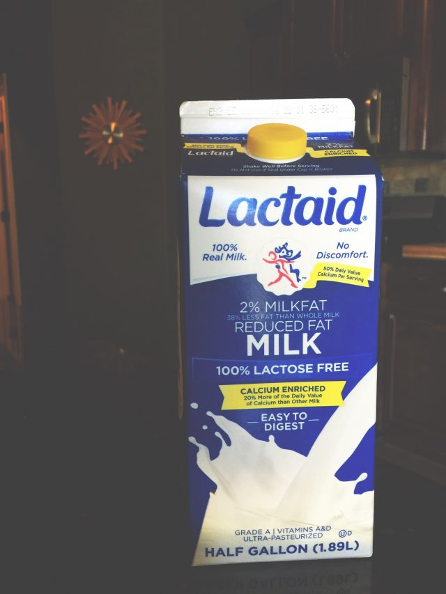 How to Eat and Drink Lactose-Free