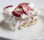 Strawberry Icebox Cake Recipe
