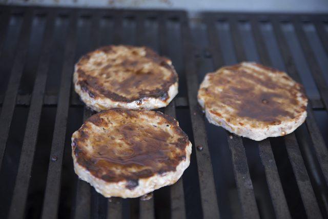 Hawaiian Bratwurst Burger Recipe