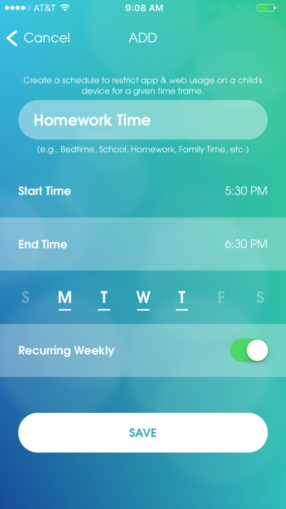 Control Your Kid's Screen Time with OurPact