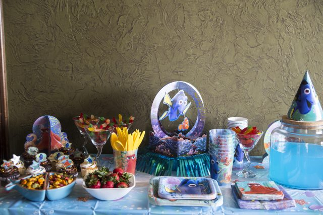 "Awesome ""Finding Dory"" Party Ideas!"