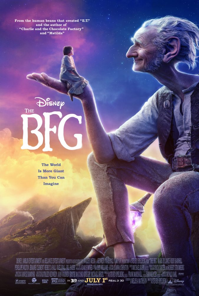 "Review: Disney's ""The BFG"" Movie"