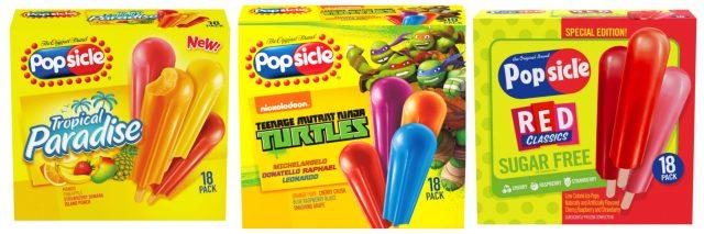 A Popsicle Summer with Teenage Mutant Ninja Turtles