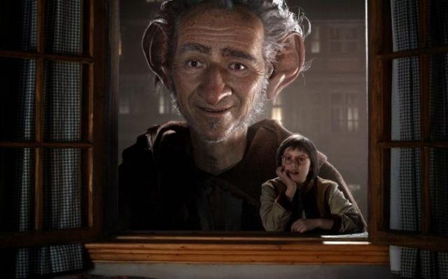 THE BFG is Now Available on Digital HD, BLU-RAY & Disney Anywhere!