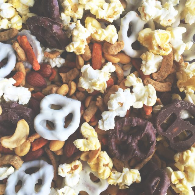 Flipz Trail Mix Recipe