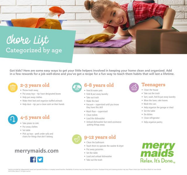 5 Ways to Get Your Kids Cleaning This Summer