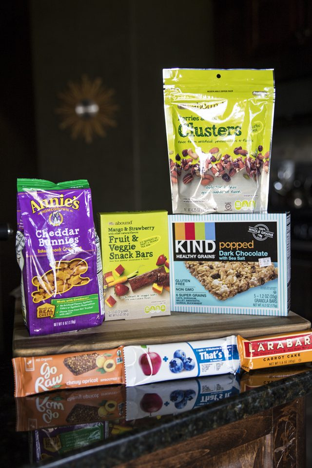 Healthy Grab and Go Snacks from CVS!