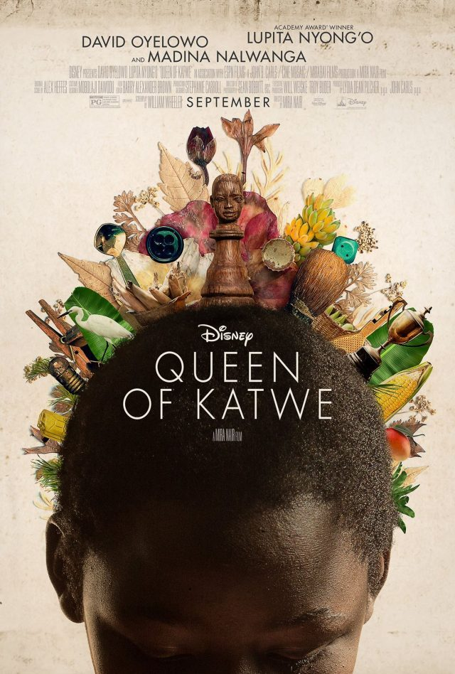 Disney's 'Queen of Katwe' Movie Review