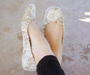 lace-flats-diy
