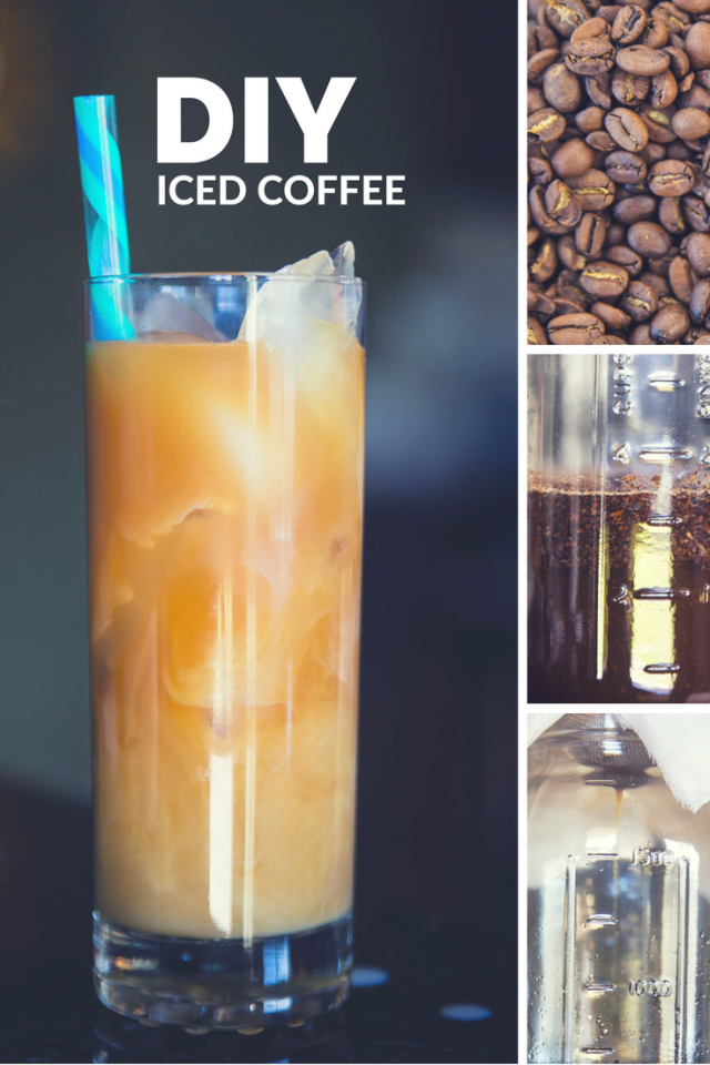 The Easiest Cold-Brewed Iced Coffee Concentrate Recipe You'll Ever Make