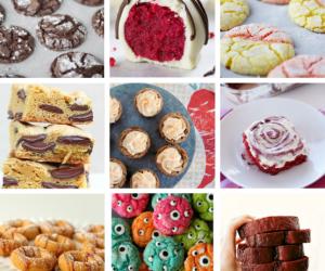 50 Cake Mix Recipes
