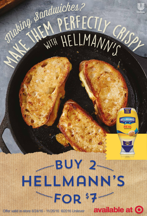 Hellmann's Mayo Deal Coupon