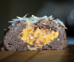 Crock pot 174 slow cooker bacon cheeseburger meatloaf recipe