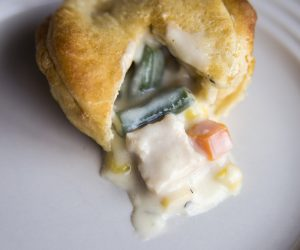 Chicken Mini Pot Pies