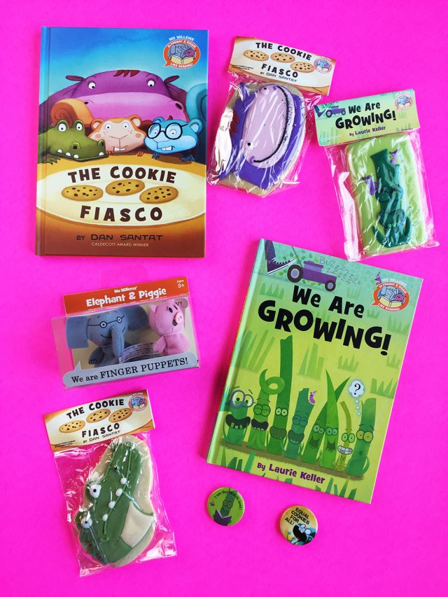 """We Are Growing"" and ""Cookie Fiasco"" Children Books"
