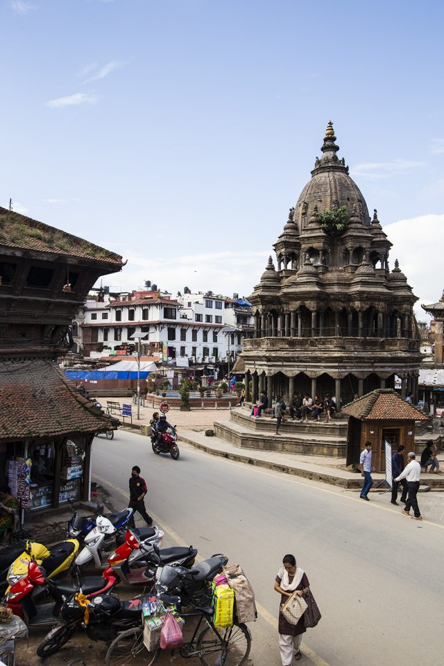 Nepal's Patan Durbar Square Has the Most Beautiful Hindu and Buddhist Temples