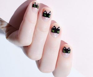 10 Spooky Halloween Nail Art Designs