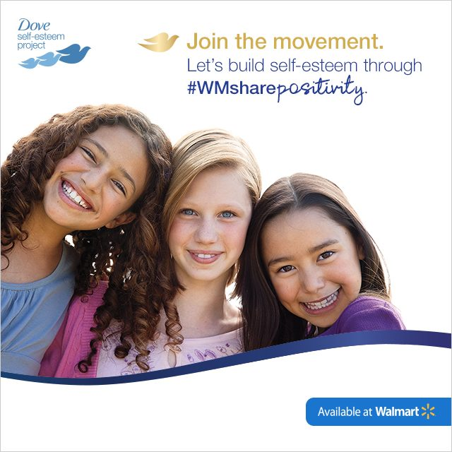 Share Positivity and Speak Beautiful with Dove
