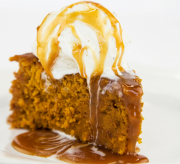 Crock-Pot® Slow Cooker Pumpkin Caramel Cake Recipe for Fall
