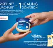 The Vaseline Healing Project