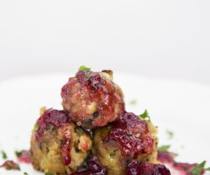 Stuffpuppies (Stuffing Ball Hushpuppies) Thanksgiving Recipe