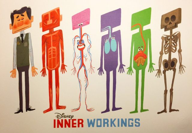 INNER WORKINGS DISNEY SHORT
