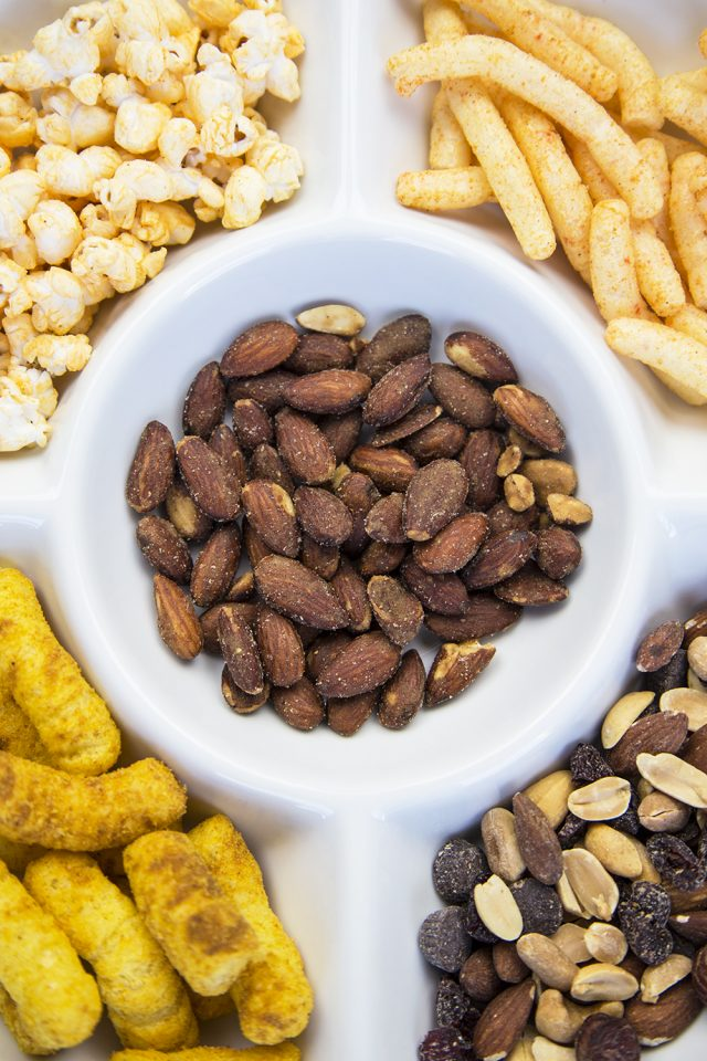 5 Healthy Alternatives to Game Day Snacks