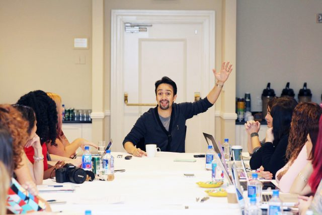 How Lin-Manuel Miranda Juggled HAMILTON and Disney's MOANA at the Same Time