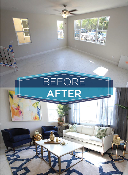 Check Out This Fabulous Home Makeover!