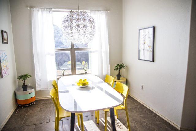 My IKEA® Modern American Dining Room Dream Design