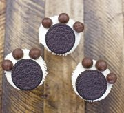 Dog Paw Print Cupcake Recipe